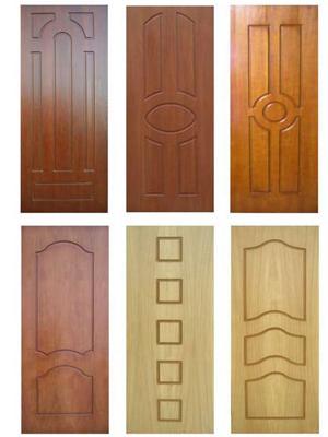 Дверные накладки-скины из МДФ